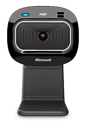 Cámara web Microsoft LifeCam HD-3000 (T3H-00011).