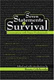 Seven Statements of Survival: Conversations With Dance Professionals