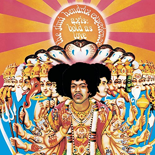 SACD : Jimi Hendrix - Axis: Bold As Love (Hybrid SACD, Mono Sound)