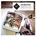 100 recettes v�g�tariennes: et 100 listes de courses � flasher !