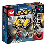 Lego Dc Super Heroes - Superman: Metropolis Showdown - 76002