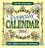 The Old Farmer's Almanac 2014 Everyday Calendar