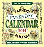 The Old Farmers Almanac 2014 Everyday Calendar