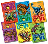 Rex Stone Dinosaur Cove Triassic Period Collection - 6 Books RRP £24.95 (Chasing the Tunnel Trickster; Clash of the Monster Crocs; Rampage of the Hungry Giants; Haunting of the Ghost Runners; Swarm of the Fanged Lizards; Snatched by the Dawn Thief)