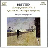 String Quartets No. 3/Simple S