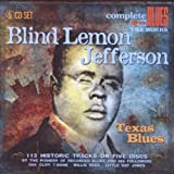 Texas Bluespar Blind lemon Jefferson