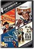 Colt 45 / Fort Worth / Tall Man Riding / Ride The High Country [DVD] - (2011) Starring Joel McCrea, Randolph Scott, Mariette Hartley and Ron Starr