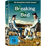 Breaking Bad - Die komplette zweite Season (Digipack, 4 DVDs)von &#34;Bryan Cranston&#34;