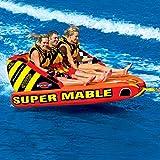 トーイングチューブ SPORTSSTUFF スポーツスタッフ SUPER MABLE 3人乗り スーパーマーブル/トーイングチューブ [並行輸入品]