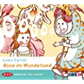 Alice im Wunderland: H�rspiel f�r Kinder, 1 Audio-CD