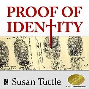 Proof of Identity Audiobook