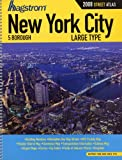 img - for Hagstrom New York City, 5 Borough: Digitized Edition (Hagstrom New York City Five Borough Atlas) book / textbook / text book