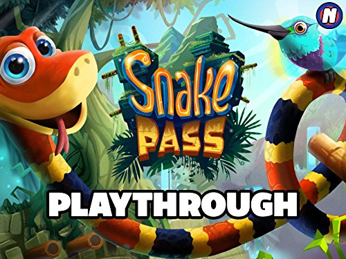Clip: Snake Pass Playthrough on Amazon Prime Instant Video UK