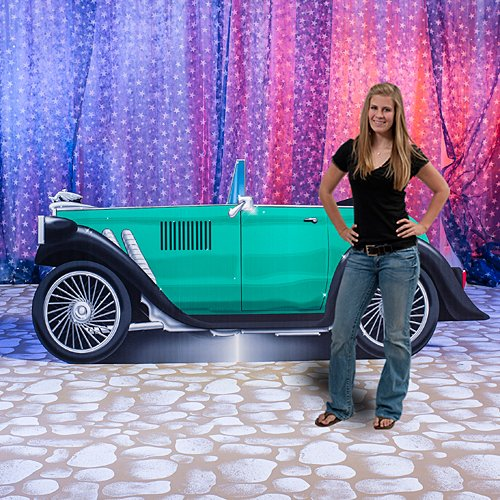 1920's Car Standee Party Decoration (1920 Cars compare prices)