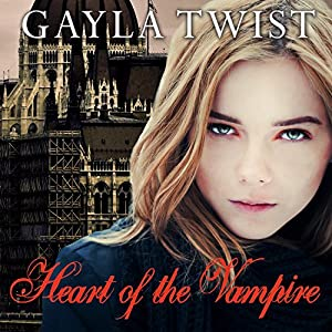 Heart of the Vampire Audiobook