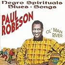 Negro Spirituals, Blues Songs Ol' Man River