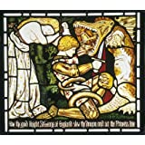 The Legend of St George, by Dante Gabriel Rossetti (V&A Custom Print)