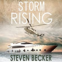 Storm Rising Audiobook by Steven Becker Narrated by Theo Holland