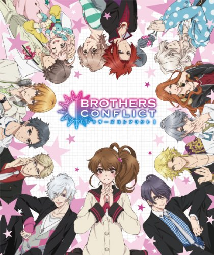 【Amazon.co.jp限定】BROTHERS CONFLICT 第1巻(初回限定版)(全巻収納BOX付き)[Blu-ray]