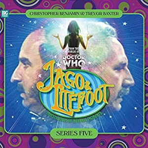 Jago & Litefoot Series 05 Radio/TV Program