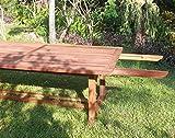 Tisch-Big-Brighton-240-cm-Teakholz-Gartentisch-Ausziehtisch