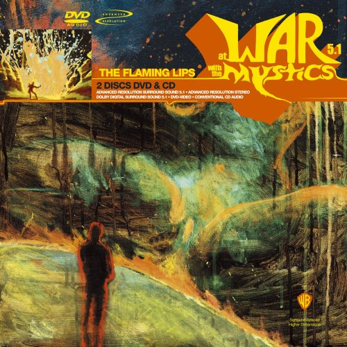 The Flaming Lips - At War with the Mystics (Limited Edition CD + DVD) - Zortam Music