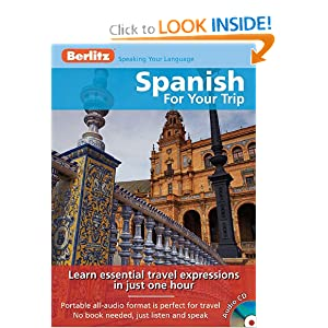 Spanish for Your Trip (English and Spanish Edition) Berlitz