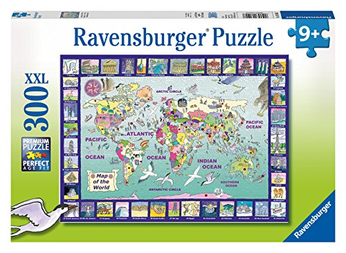Ravensburger Looking at the World Puzzle (300 Piece)