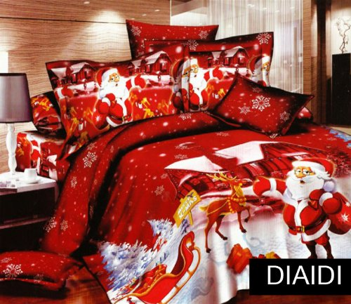 Kids Christmas Bedding 6821 front
