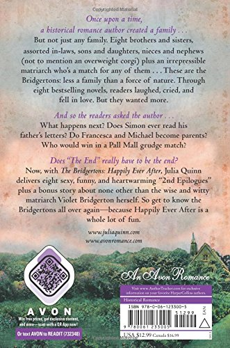 The Bridgertons: Happily Ever After (Bridgerton Family Series)