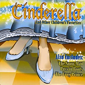 Cinderella and Other Children's Favorites Audiobook