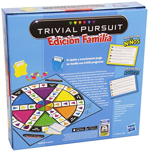 Trivial Edición Familia