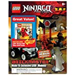 Lego Battles: Ninjago with Lego Ninjago Set – Nintendo DS – Just $17.99!
