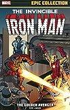 Iron Man Epic Collection: The Golden Avenger (Invincible Iron Man Epic Collection)