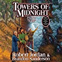 Towers of Midnight: Wheel of Time, Book 13 Audiobook by Robert Jordan, Brandon Sanderson Narrated by Michael Kramer, Kate Reading