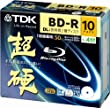 TDK Blue-ray DB-R 50GB Disk 10 Pack (Japanese Import)
