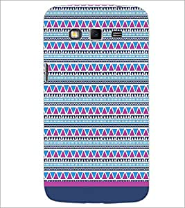 PrintDhaba Tribal pattern D-1756 Back Case Cover for SAMSUNG GALAXY GRAND 2 (Multi-Coloured)