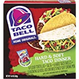 Taco Bell Home Originals Hard & Soft Taco Dinner Kit, 14.9-Ounce Boxes (Pack of 10) ~ Taco Bell