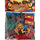 Large Pirate Playset Ii Billy V.