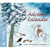Adventskalender CD zum Hören und Staunen
