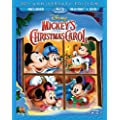Mickey's Christmas Carol: 30th Anniversary Edition (Bilingual) [Blu-ray + DVD]