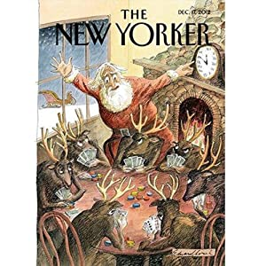 The New Yorker, December 17th, 2012 (Louis Menand, Dexter Filkins, Alex Wilkinson) | [Louis Menand, Dexter Filkins, Alex Wilkinson]