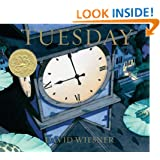 Tuesday (Caldecott Medal Book)