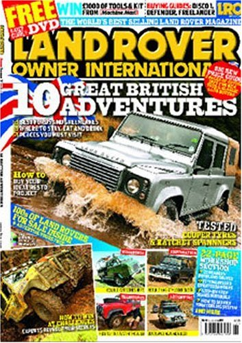 Best Price for Land Rover Owner International Magazine Subscription