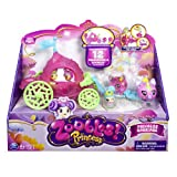 Zoobles Princess Carriage Mini Play Set