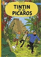 Les Aventures de Tintin : Tintin et les Picaros : Edition fac-similé en couleurs