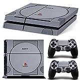FriendlyTomato PS4 Console and DualShock 4 Controller Skin Set - PS Original - PlayStation 4 Vinyl Colour