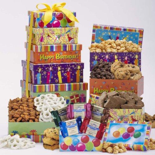 Fizaaro - Happy Birthday Sweet Treats