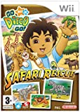 Go Diego Go - Safari Rescue (Wii)