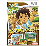 Go Diego Go - Safari Rescue (Wii)by Take 2 Interactive...